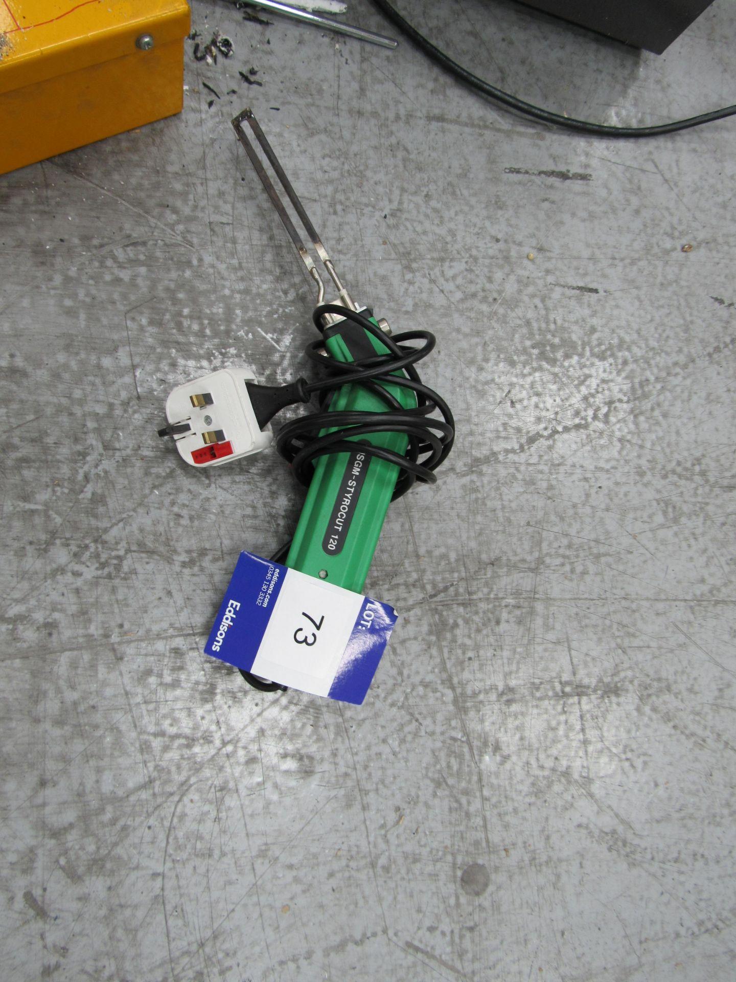 HGSM-STYROCUT 120, foam board cutter - Image 2 of 2