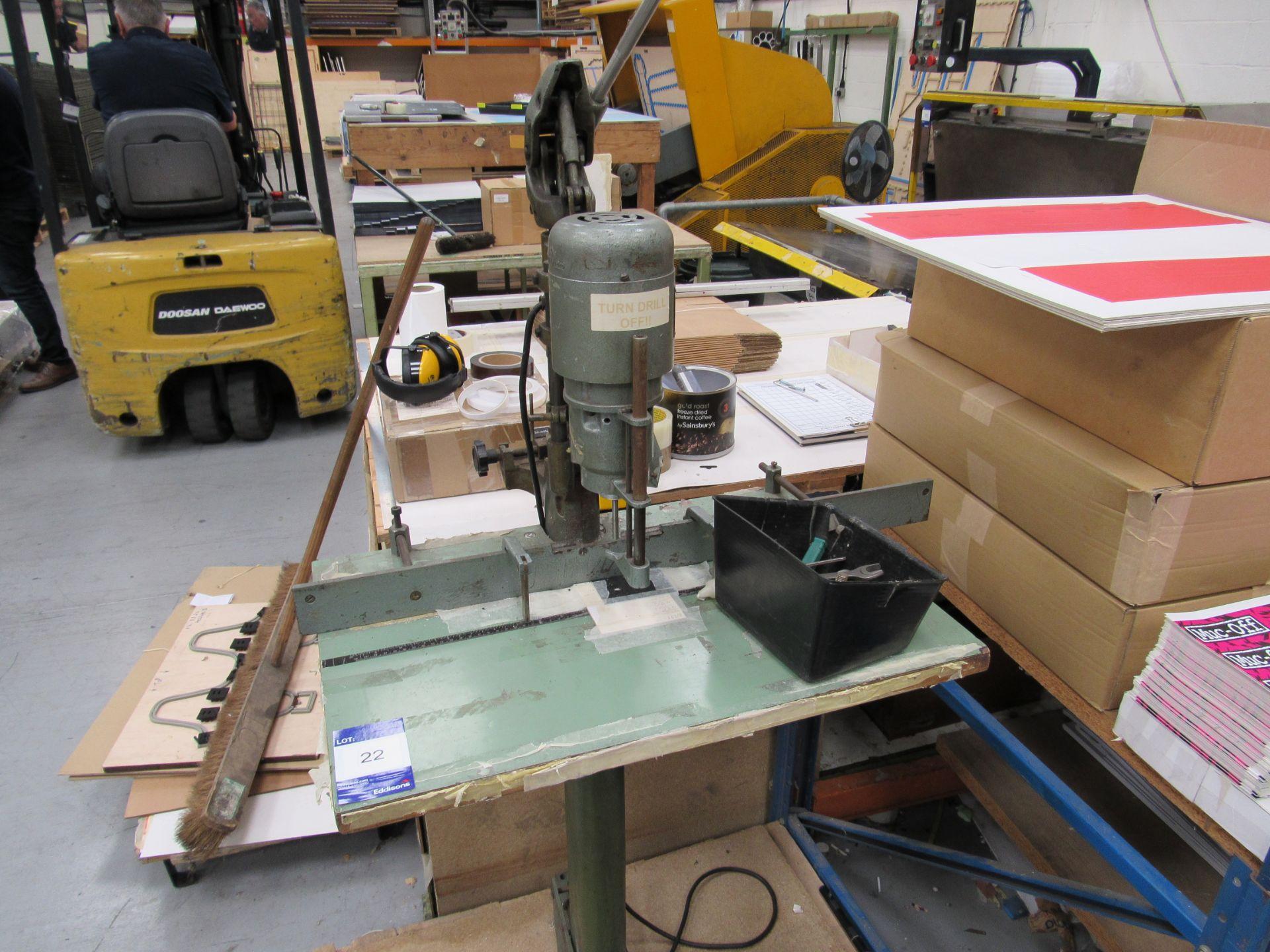 Kobola Single Head Paper Drill - Image 3 of 3