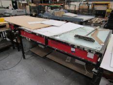 Natgraph Light Table 1300x1910mm and Natgraph Tabl