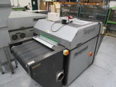 Natgraph UV Drier with Belt, 6985 Hours, Lamp Chan