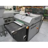 Natgraph UV Drier with Belt, 6985 Hours, Lamp Changed at 6795 Hours