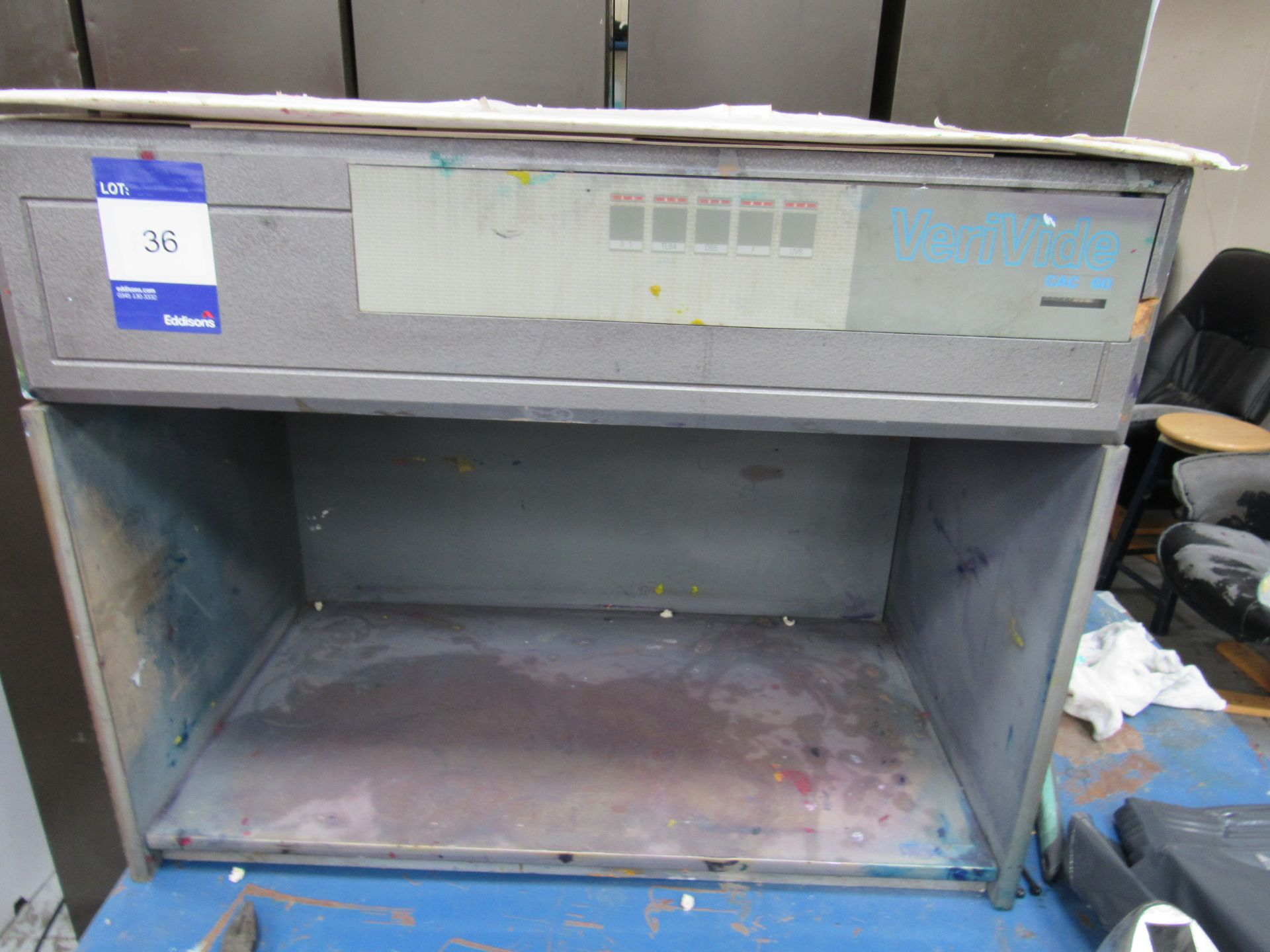 Verivide CAC60 Colour Check Cabinet - Image 2 of 2