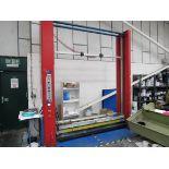 Harlacher Serial Number 416285 H41-2 Screen Frame Coater