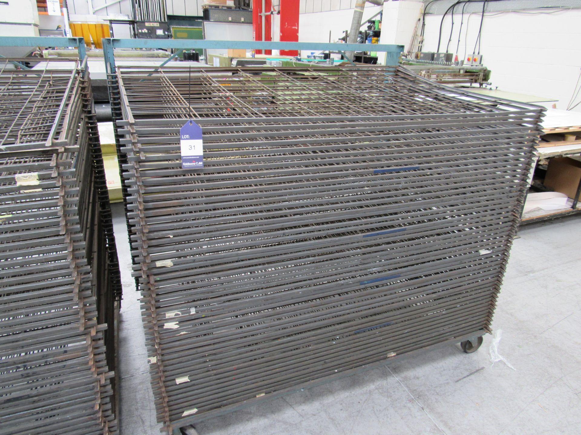 Multi Tier Drying Rack, Mobile