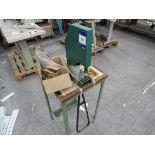 Treadle Operated Eyelet Press