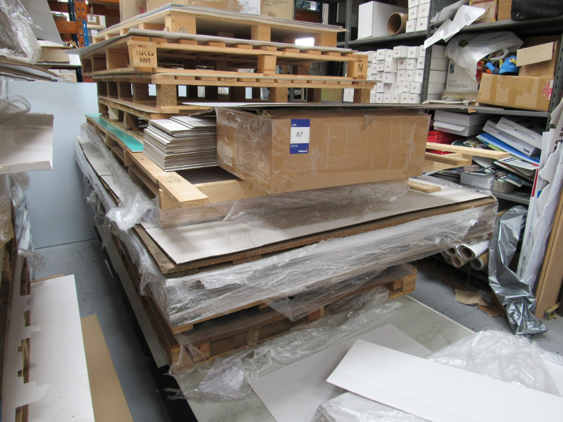 Quantity Assorted Paper/Card/Board to Stock - Image 2 of 3