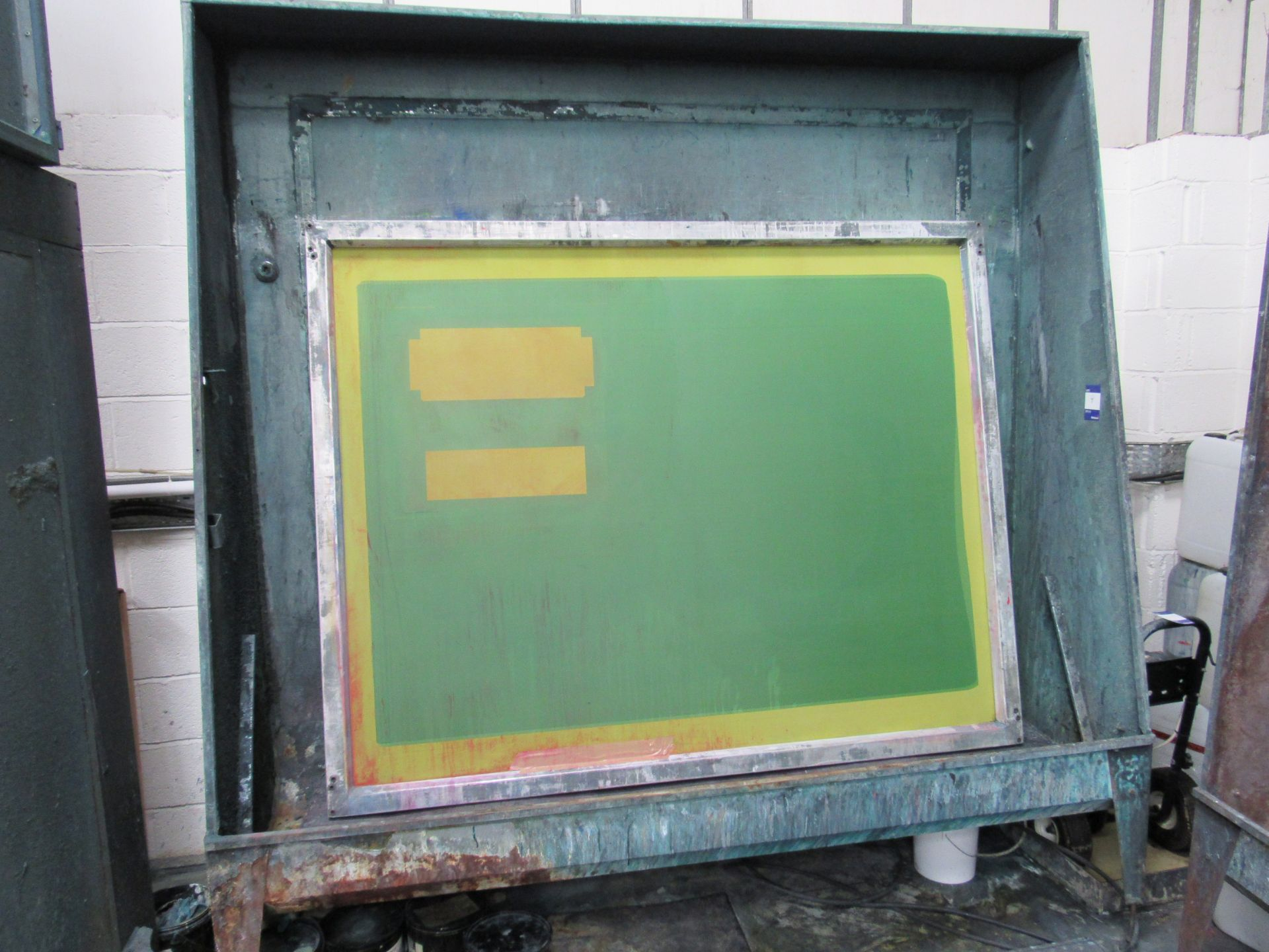 Screen Frame Wash Down Booth - Image 2 of 2
