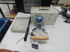 Create IT Paper Cutter and Highfield Desktop Corne