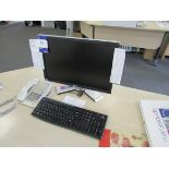 2 x Dell 2009Wt monitors, and 1 x HannsG HH221 monitor