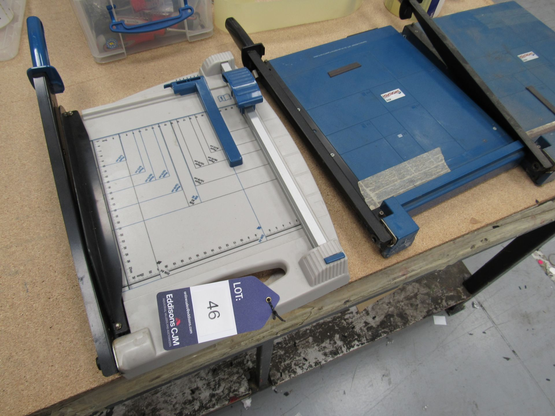 3 Various Paper Cutters