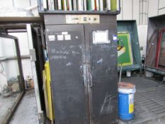 Natgraph Screen Frame Drying Cabinet and Quantity