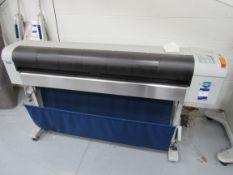 Mlitoh RJ-900C Wide Format Printer 1150mm Serial N