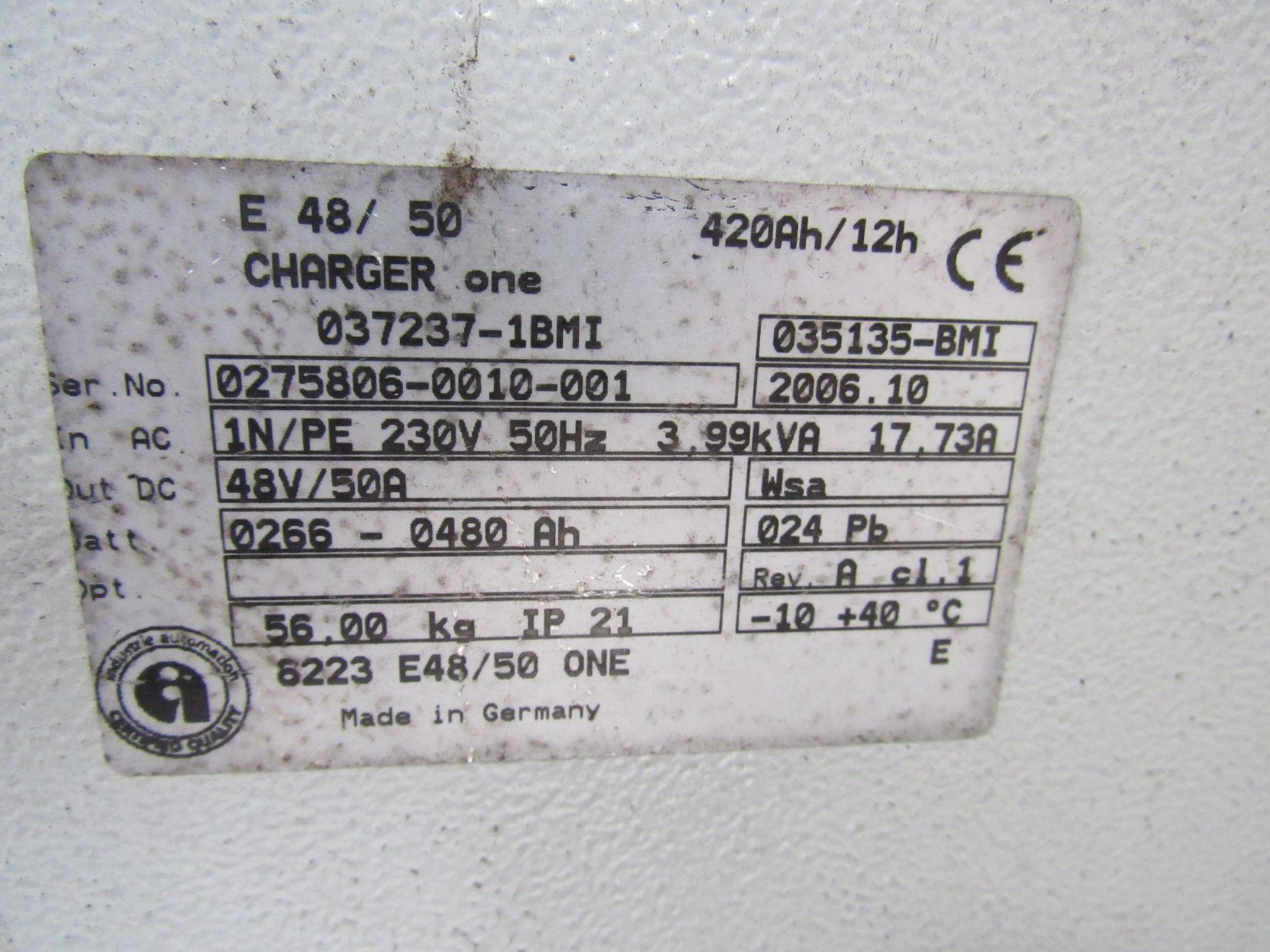 Doosan Daewoo B15T-5 Battery Forklift, 1320kg Capacity, 2278 Hours, Triple Mast, Side Shift, 2007, - Image 21 of 21