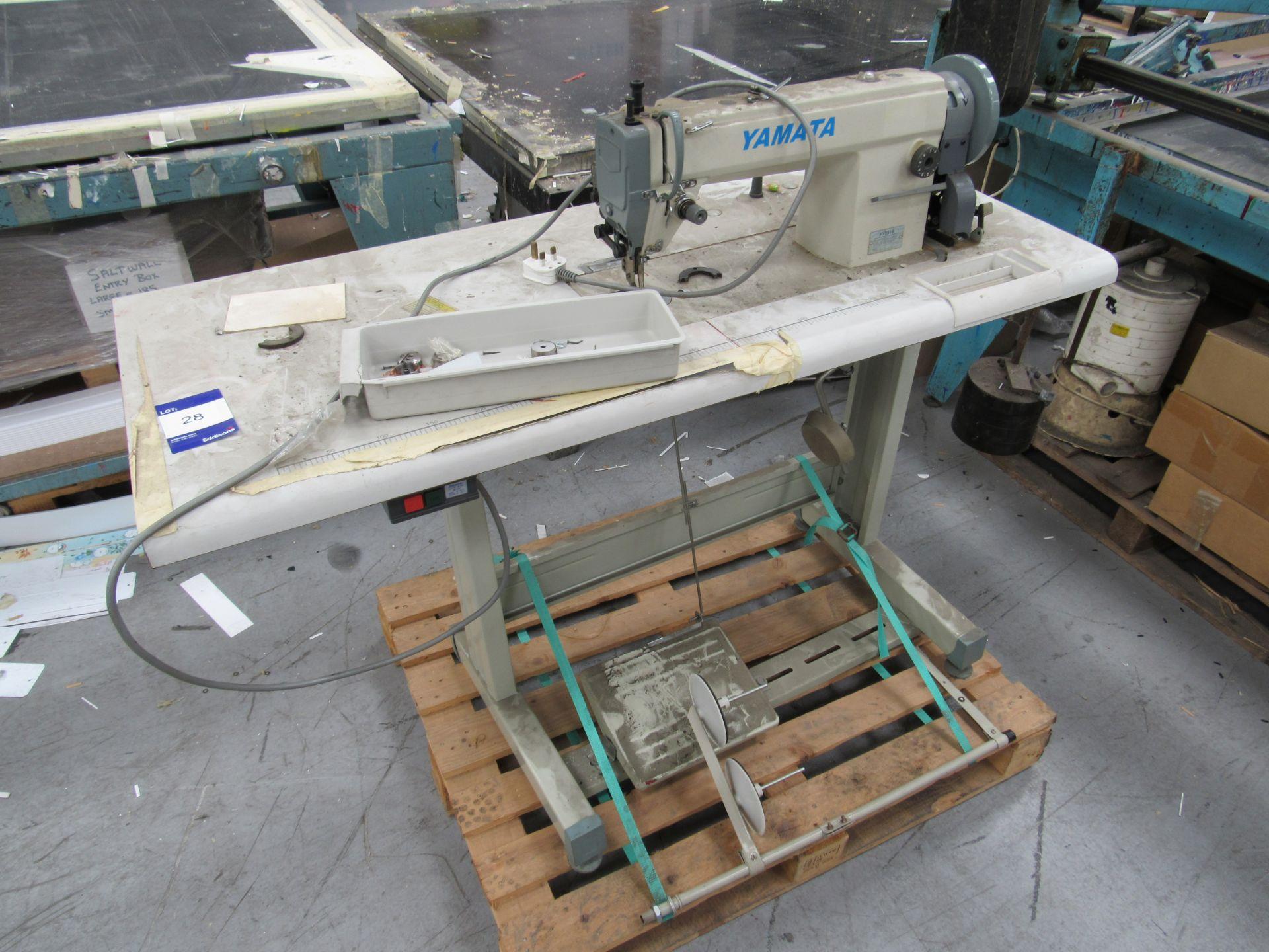 Yamata FY5318 High Speed Lock Stitch Sewing Machine