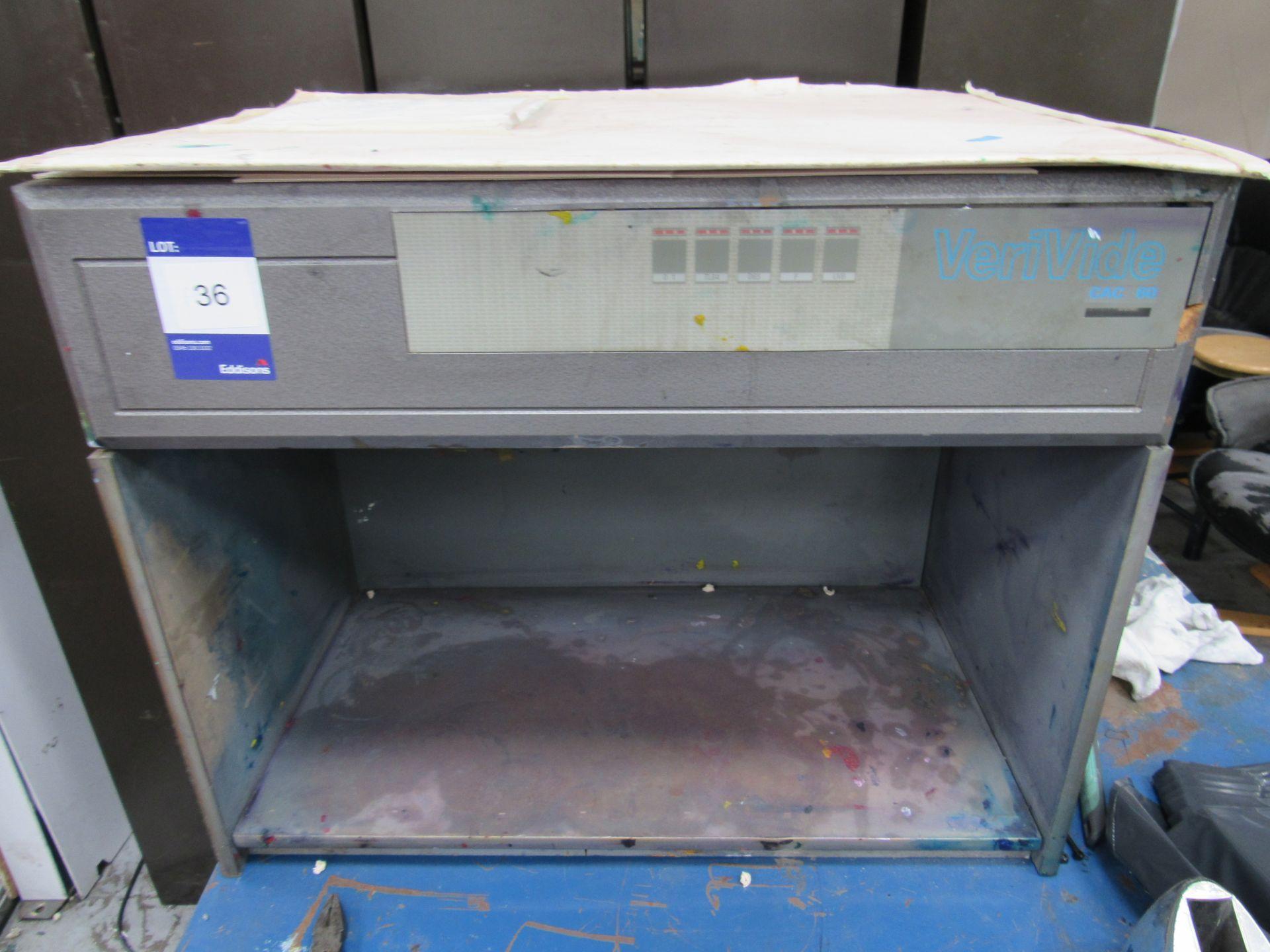 Verivide CAC60 Colour Check Cabinet