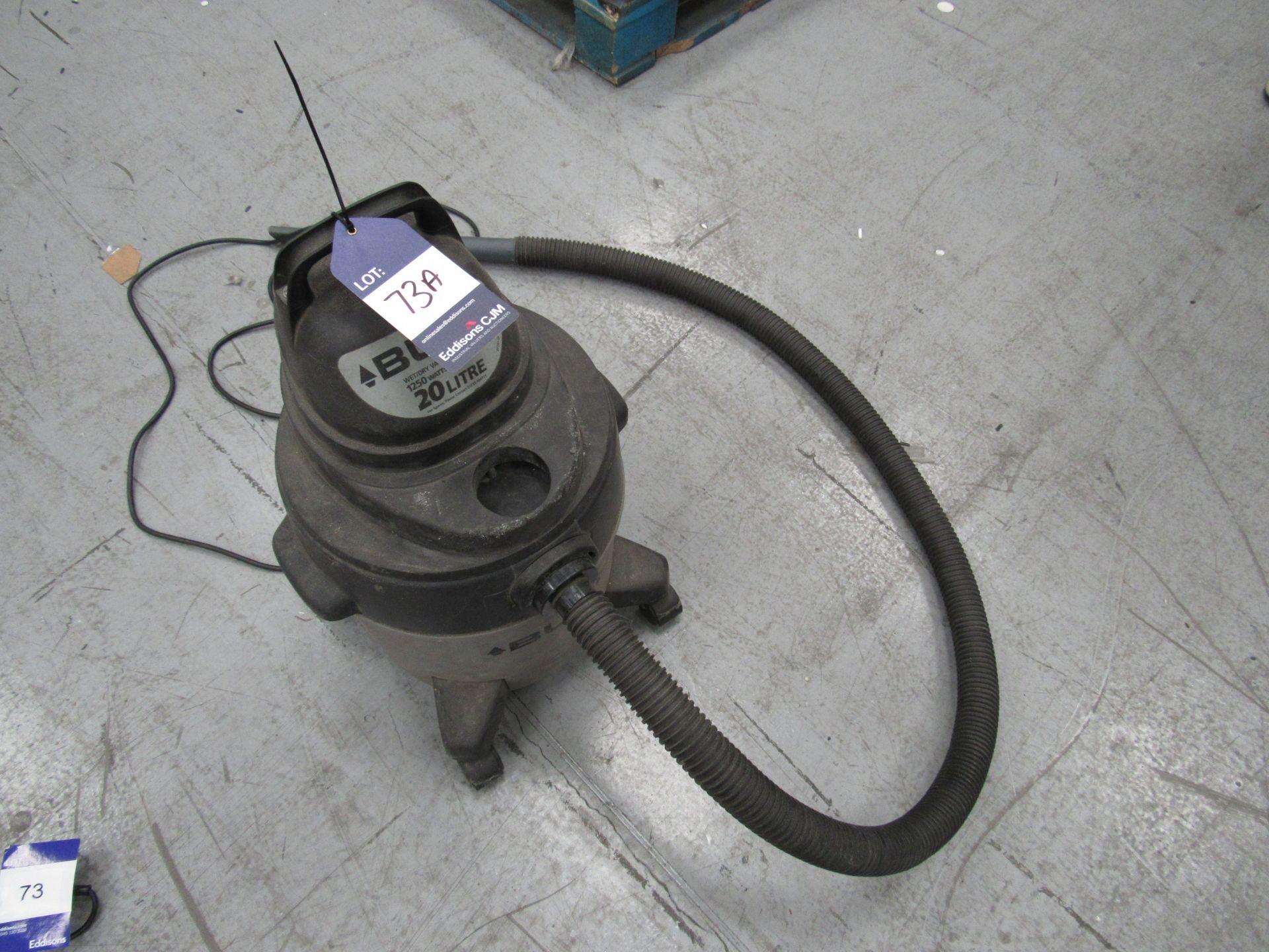 Bush 1250w, 20 Litre Wet/Dry Vacuum