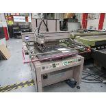 ATMA AT-80P Screen Printer 700x900mm, Serial Number 950301502