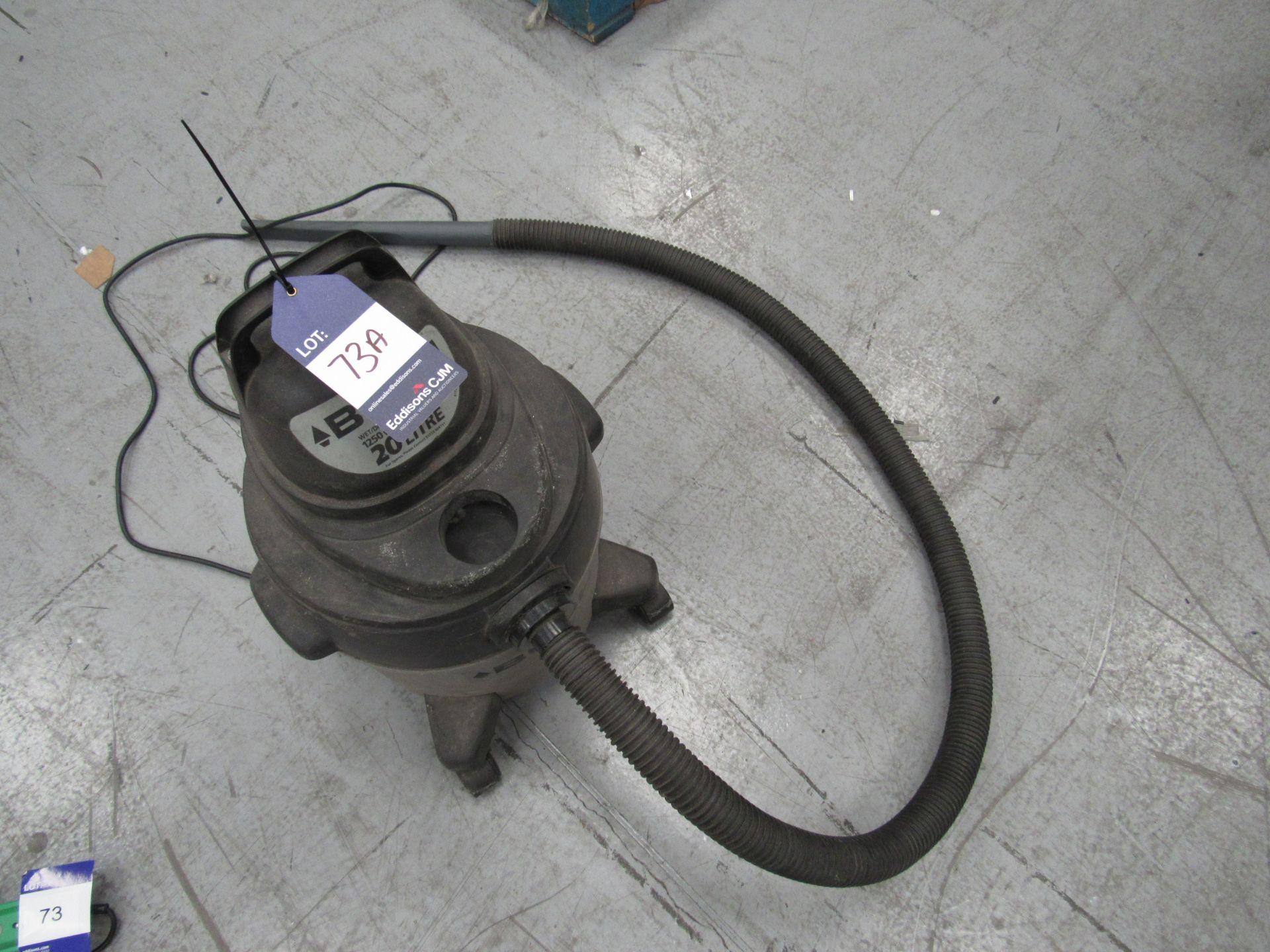 Bush 1250w, 20 Litre Wet/Dry Vacuum - Image 2 of 3