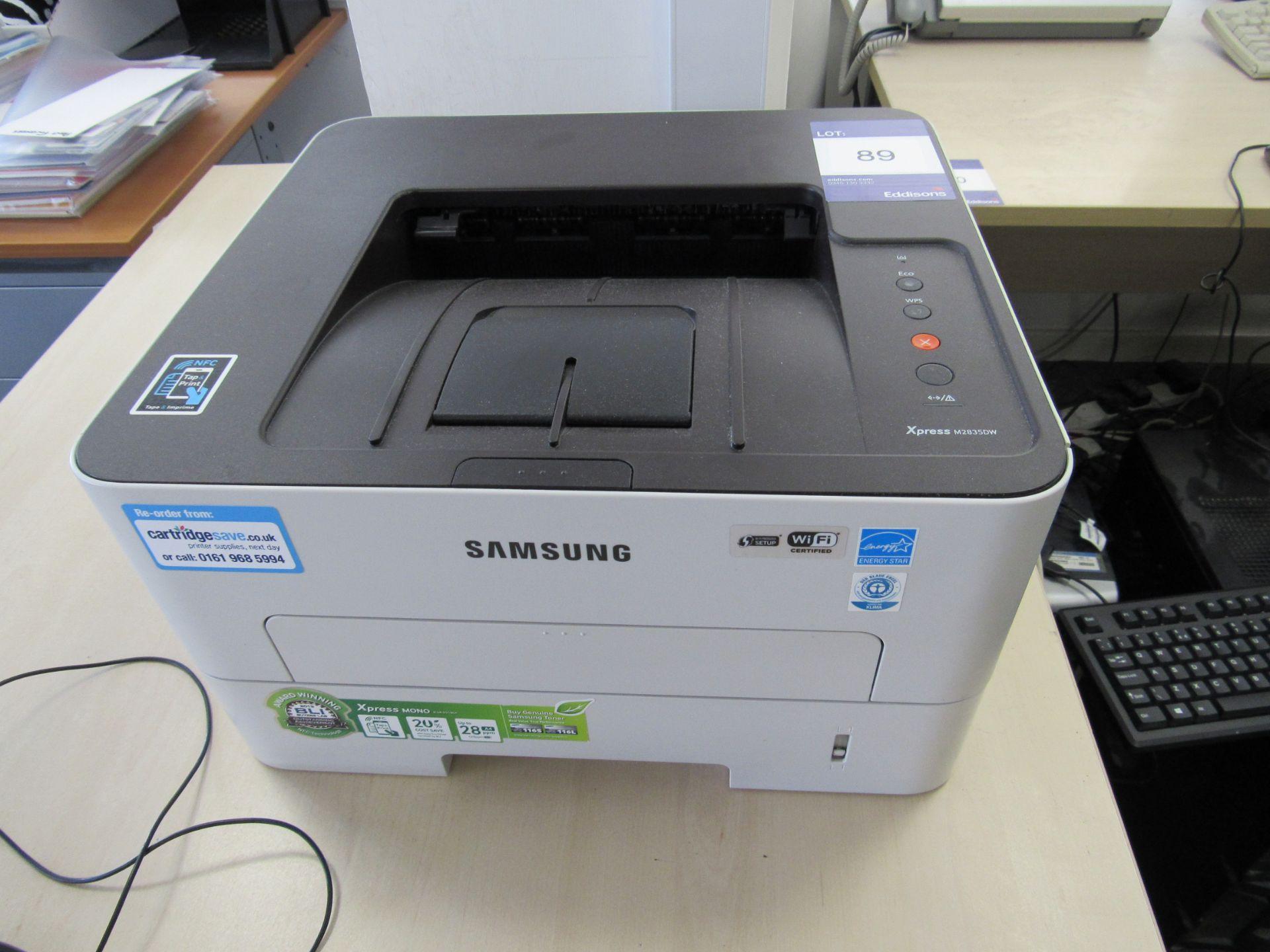 Samsung Xpress M2835DW printer - Image 2 of 3
