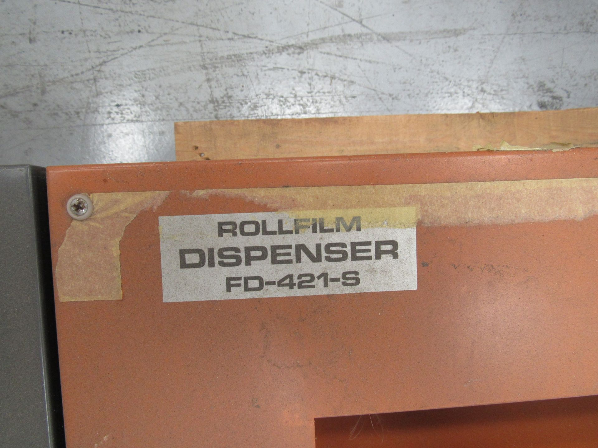 Shashin Kagaku Roll Film Dispenser FD-421-S - Image 4 of 4