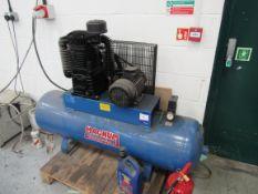 Magnum SX27/240 Receiver Mounted Compressor Serial