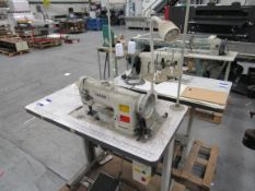 Brother LS2-B837 Industrial Sewing Machine Serial