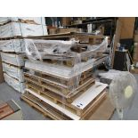 Quantity Assorted Paper/Card/Board to Stock