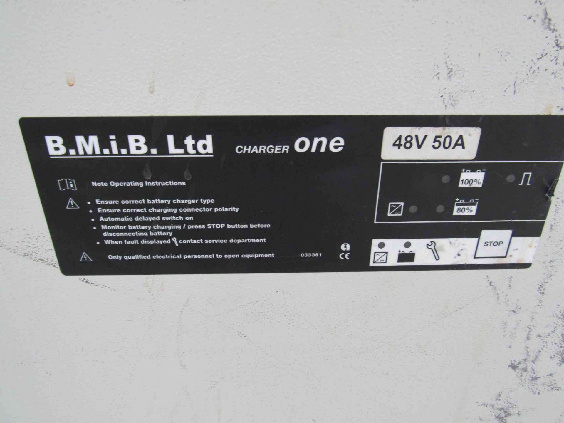 Doosan Daewoo B15T-5 Battery Forklift, 1320kg Capacity, 2278 Hours, Triple Mast, Side Shift, 2007, - Image 20 of 21