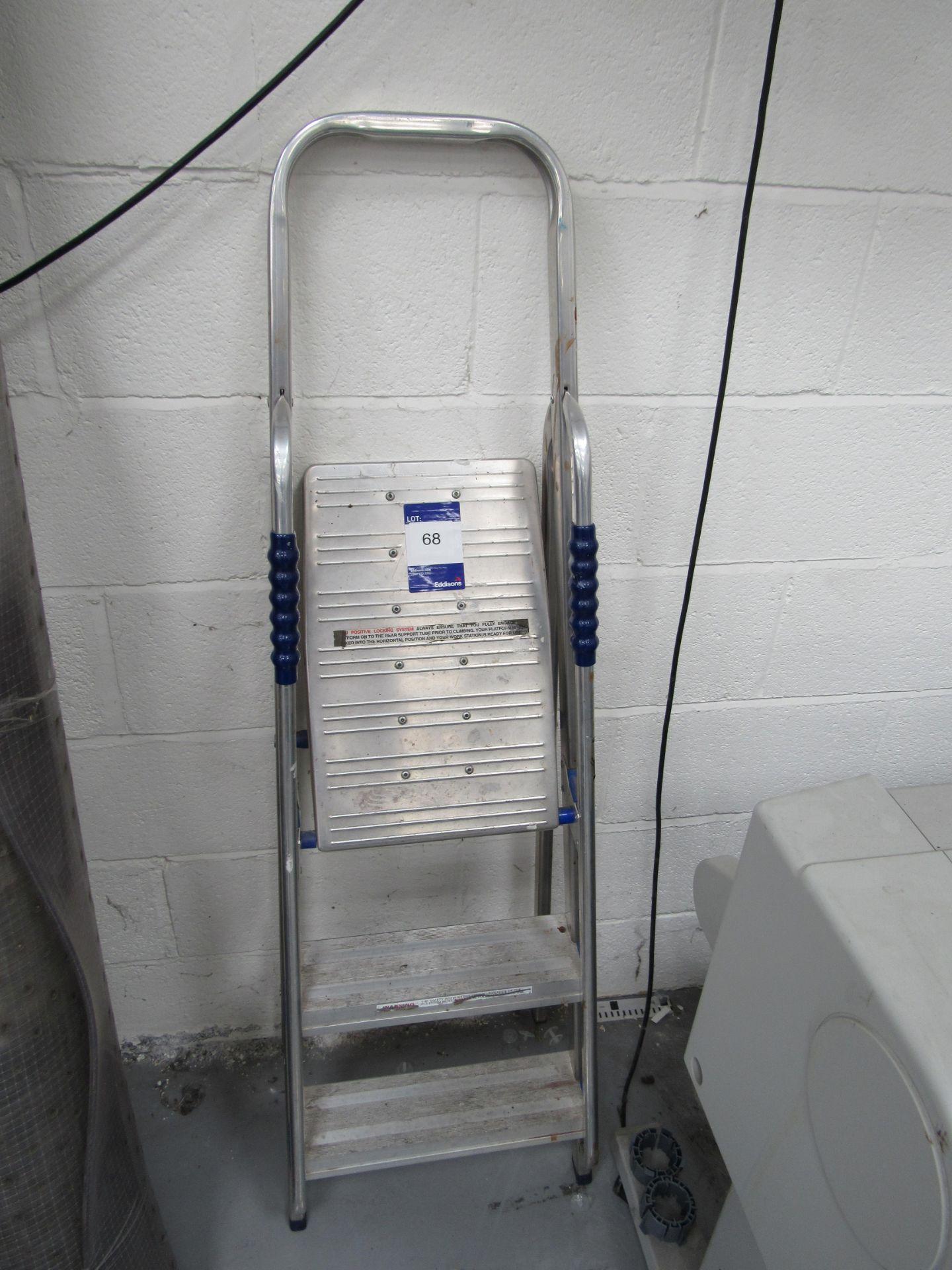 ABRU 2 Tread Step Ladder