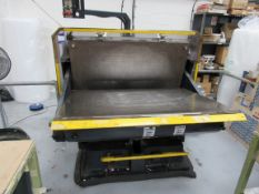 Viking Press VK1330 Cut and Crease Platen 1330 x 9
