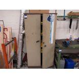Steel Double Door Cupboard and Contents Creasing Matrix and Various Tools