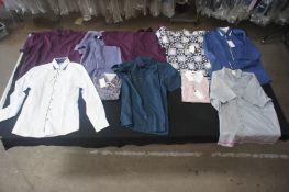 20 x Various long sleeve designer shirts, and T-shirts, XL