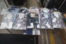 16 x Various packaged Marco Alexander slim fit designer shirts, M