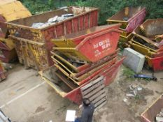 6 – Various skips (Not all skips in photo are 1st Choice and are not included in sale) (Located at