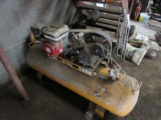 LTS UK MY2065Q 5.5 horsepower engine driven compressor