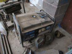 SGS 6000 watt frame mounted multi volt generator (Spares & Repairs)