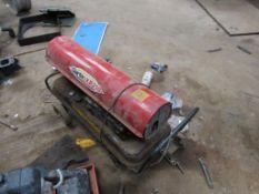 Clarke XR210 diesel space heater