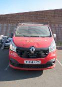 Renault Traffic SL27 Business + DCI Panel Van YS64 LRN