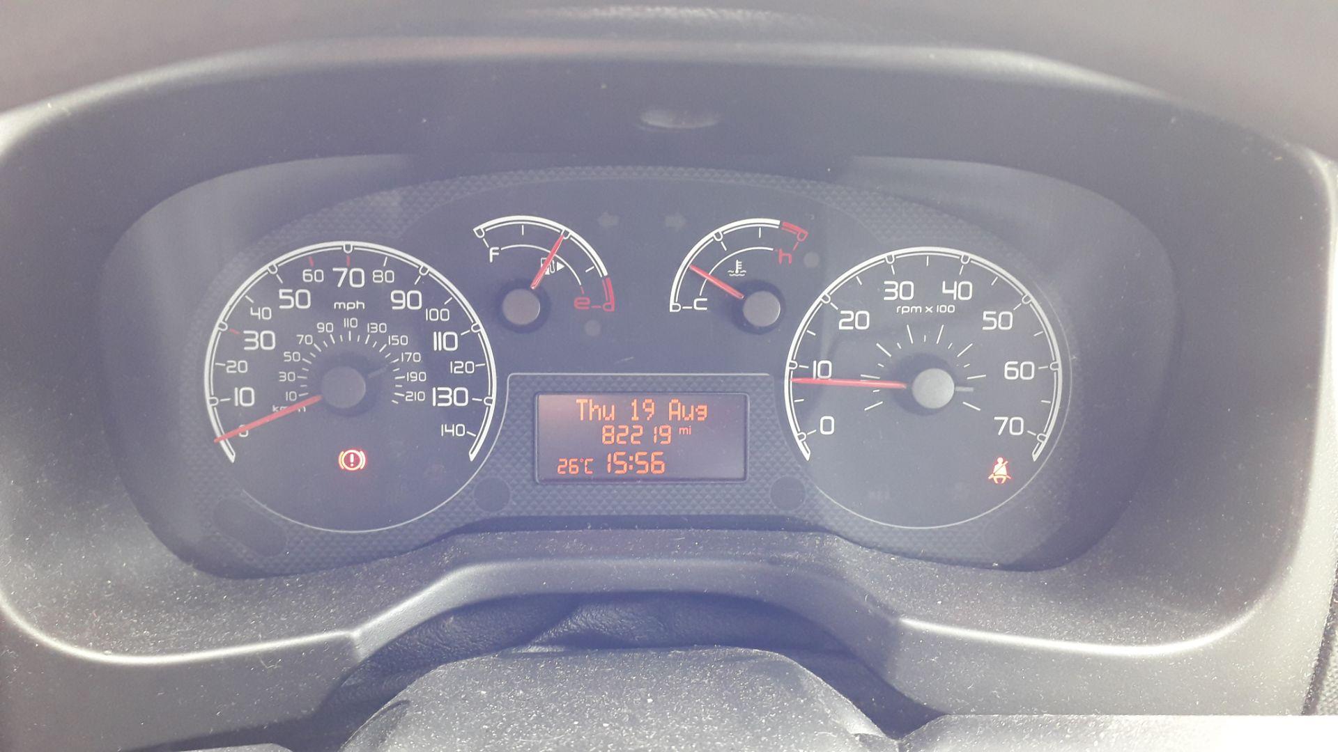 Peugeot Bipper 1.3 Hdi 75 S Diesel Van, Registrati - Image 12 of 13