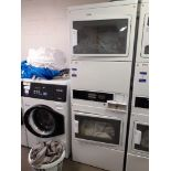 Maytag Two Tier Electric Tumble Dryer, 25 Amp, vented to atmosphere