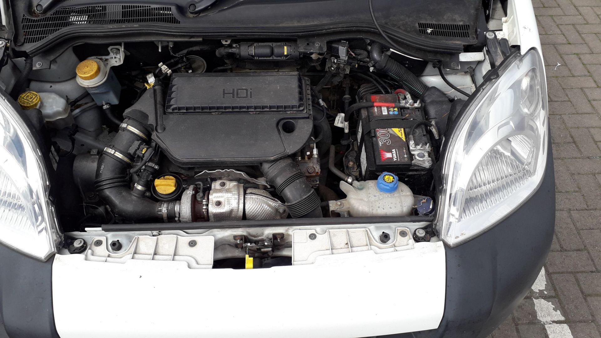 Peugeot Bipper 1.3 Hdi 75 S Diesel Van, Registrati - Image 10 of 13