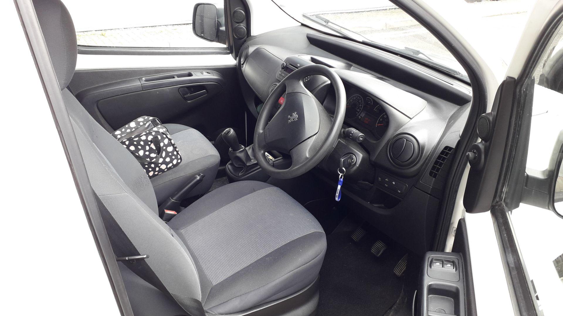 Peugeot Bipper 1.3 Hdi 75 S Diesel Van, Registrati - Image 11 of 13