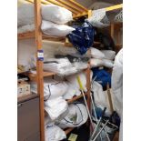 Quantity of Bedding to timber shelving