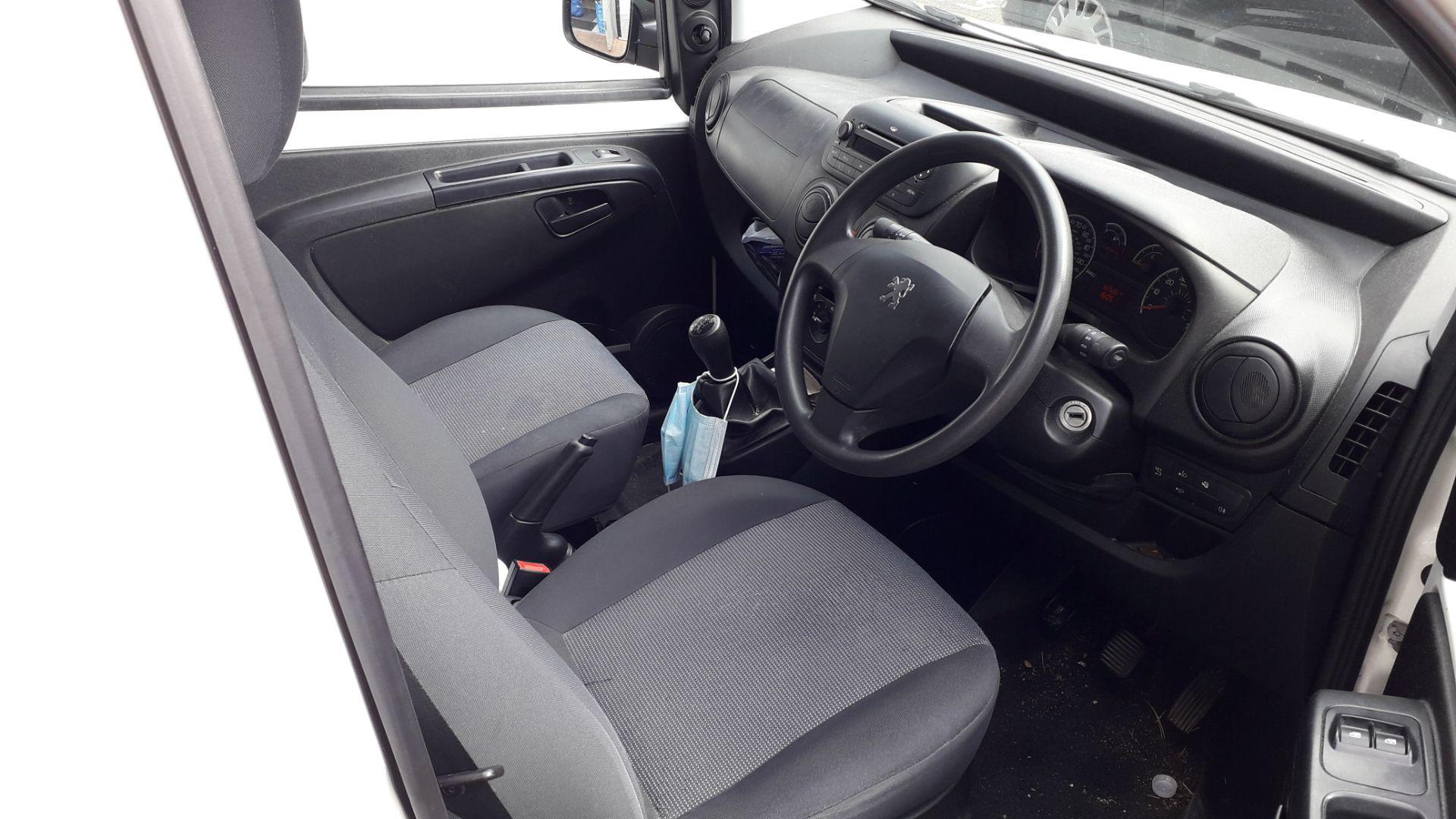 Peugeot Bipper 1.3 Hdi 75 S Diesel Van, Registrati - Image 7 of 10