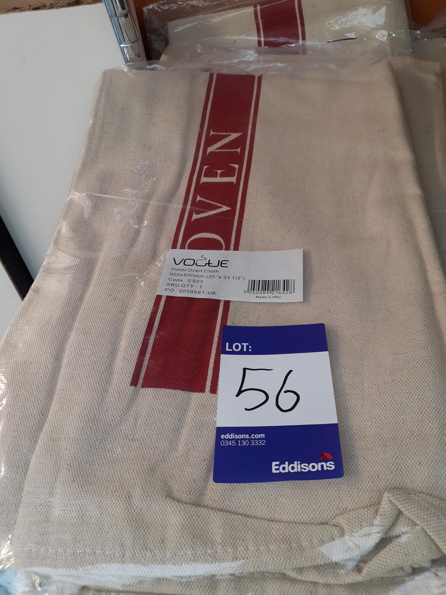 Quantity of Kitchen Linen including Chef Work Apro - Image 4 of 4