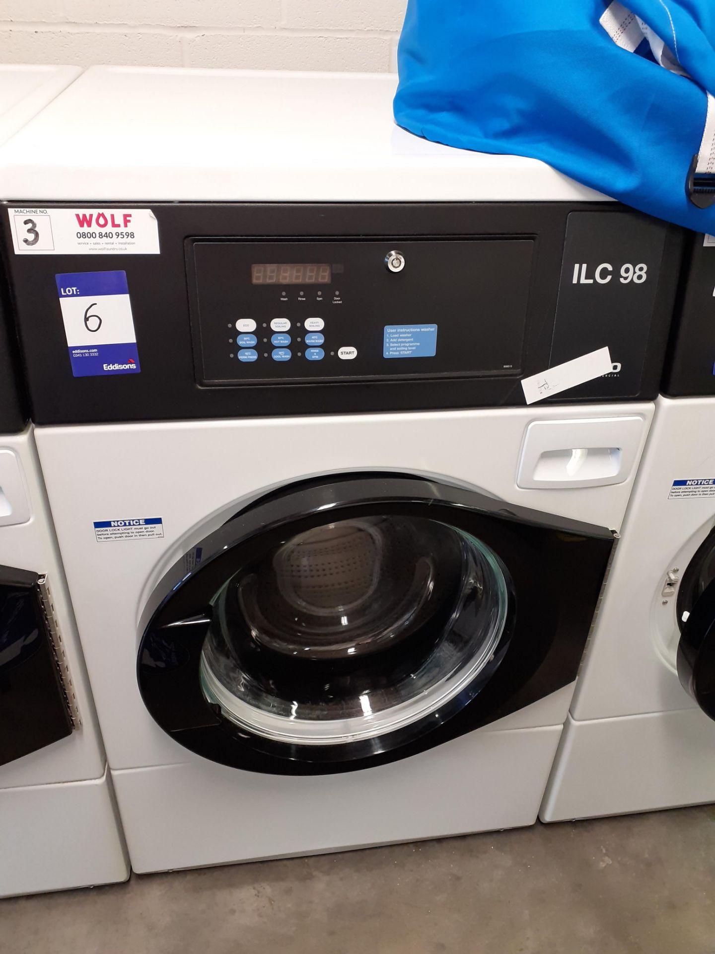 Ipso ILC 98 JLA JFSJ Gas P413EW06 Commercial Washi