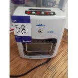 Albao S-990 Clocking In Machine