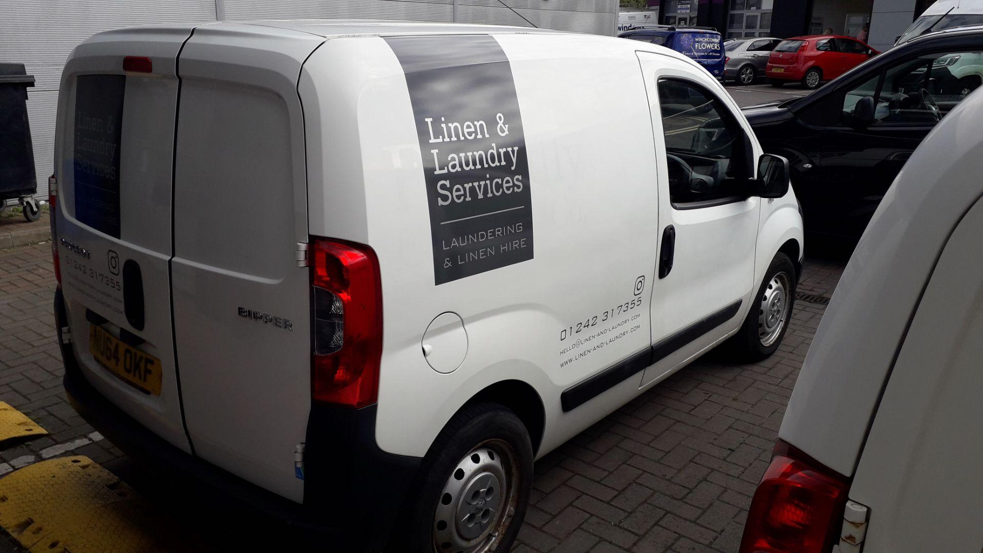 Peugeot Bipper 1.3 Hdi 75 S Diesel Van, Registrati - Image 6 of 13