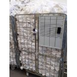 Double Cage Trolley and Contents of Good Quality B