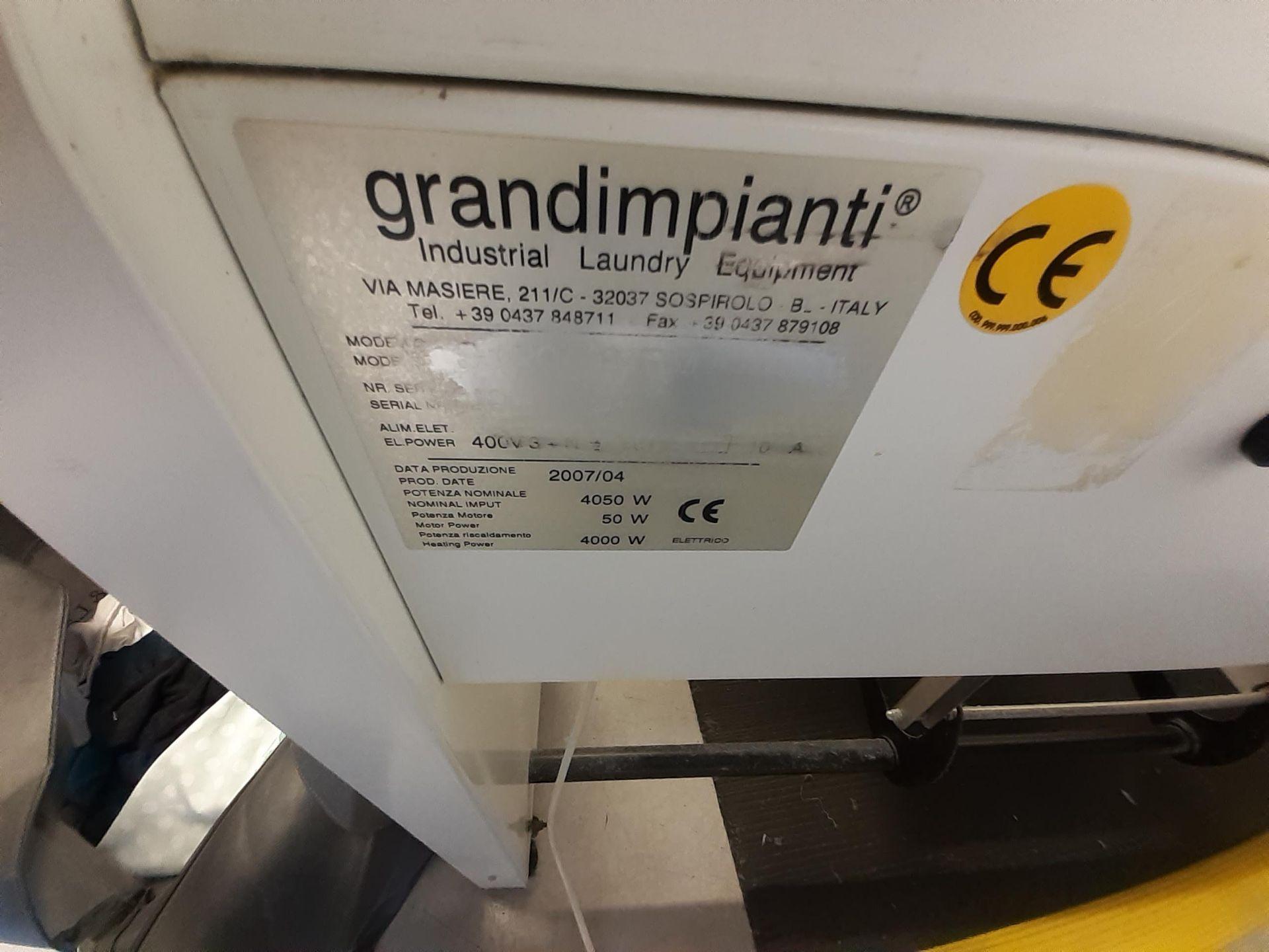 Grandimpianti Rotary Iron (2007) - Image 3 of 3